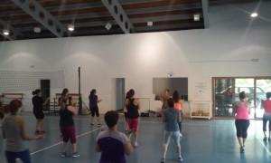 (01/07/15) Actividades pabellón Aldeire