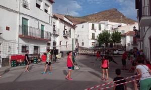 (12/08/15) Actividades deportivas en Aldeire