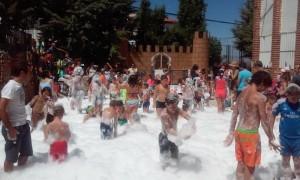 (16/08/15) Fiesta de la espuma de Aldeire