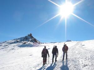 turismo activo - Curso de Alpinismo