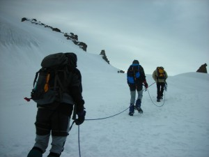 turismo activo - Ruta de alta montaña