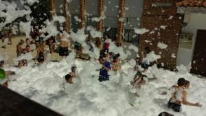 fiesta de la espuma aldeire 2