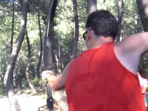 turismo activo - Tiro con arco