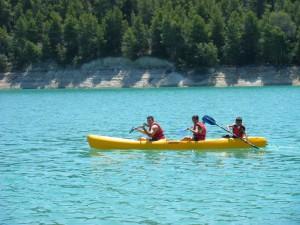 turismo activo - Piragüismo