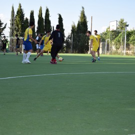 "II Torneo de Fútbol Sala ""Aldeire, Paraíso Natural"""