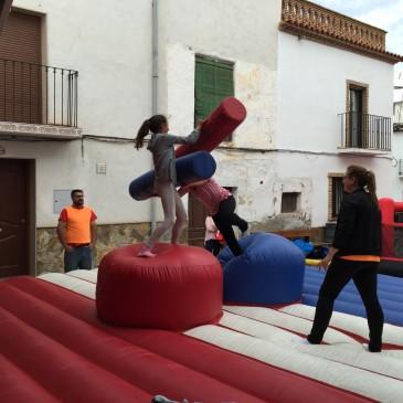 Celebra tus fiestas y celebraciones con Castillos hinchables